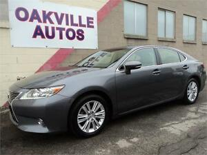 2013 Lexus ES 350 ES350 NAVIGATION PREMIUM CAMERA SAFETY INC