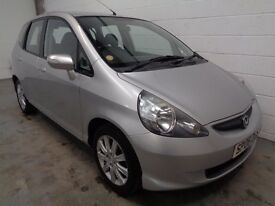 HONDA JAZZ MPV , 2006 REG , ONLY 57000 MILES + FULL HISTORY , YEARS MOT, FINANCE AVAILABLE, WARRANTY