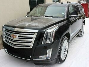 2015 Cadillac Escalade ESV Platinum EVERY OPTION ONE OWNER FINAN