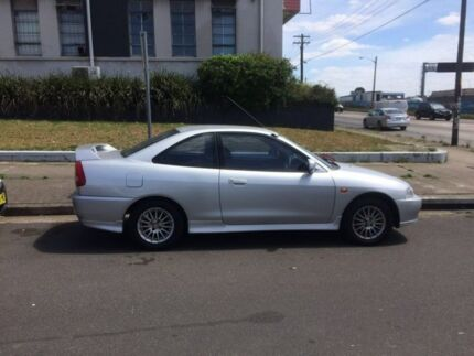 1998 Mitsubishi Lancer CE MR 5 Speed Manual Coupe Lidcombe Auburn Area Preview