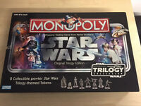 Star Wars Monopoly - Original Trilogy Edition