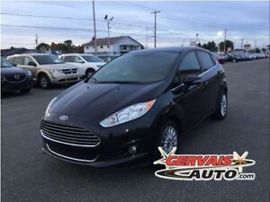 Ford FIESTA Titanium Navigation Cuir Toit Ouvrant MAGS 2014