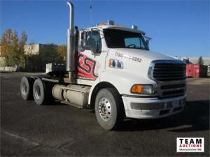 2007 Sterling Day Cab T/A Highway Tractor