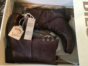DON'T MISS OUT! MUST SELL! BRAND NEW Leather/Suede Diesel Ropers