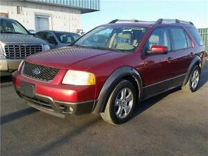 2005 Ford Freestyle SEL AWD Fully Loaded 3rd Row