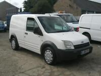 FORD TRANSIT CONNECT 200 D SWB 2006 (06) VERY CLEAN VAN, DRIVES SUPERBLY