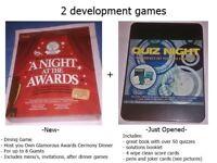 2 Development Games