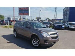 2010 CHEVROLET EQUINOX LS 4 CYL. 2.4 / MAGS / CRUISE / DEMARREUR