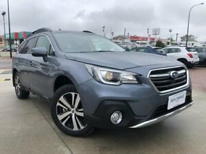 2018 Subaru Outback MY17 2.5i AWD Grey Continuous Variable Wagon Victoria Park Victoria Park Area Preview