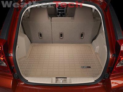 WeatherTech Cargo Liner Trunk Mat for Dodge Caliber - 2007-2012 - Tan ()