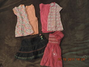 Girl's Size 2T 2 Piece Sets