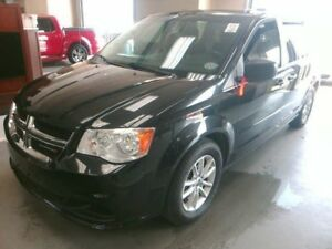 2014 Dodge Grand Caravan DVD / SXT / FULL STOW & GO !!!