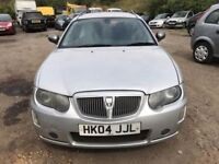 2004 Rover 75 diesel estate, starts and drives well, MOT until 7th June, a pleasure to drive, car lo