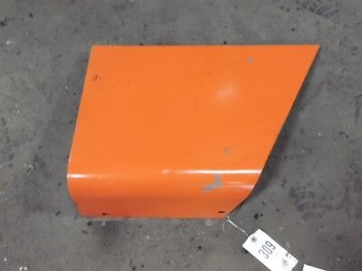 Allis-chalmers 170 Tractor Left Radiator Shield Tag 309