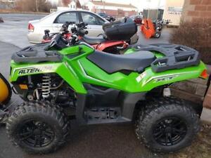 2017 Arctic Cat ATV Clearance Event starting at $5999**