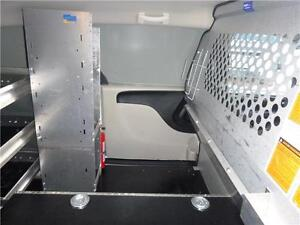 Custom Built 2011 Dodge Grand Caravan C/V Shelving Work Van Edmonton Edmonton Area image 12