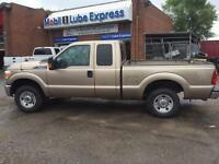 2012 F25OHD CREW CAB !! 4X4, HARD TO FIND, BEST DEAL!!LOADED!