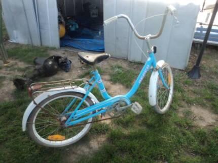 FREE FREE old repco girls bike