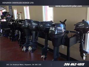 Yamaha and Mercury outboards