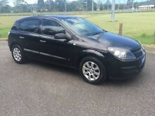 2005 Holden Astra AH CD Black 5 Speed Manual Hatchback West Gosford Gosford Area Preview