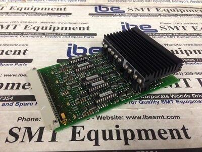 Używany, Siemens S15 AUT5 Motor Control Card - 00321278-01 w/Warranty na sprzedaż  Wysyłka do Poland