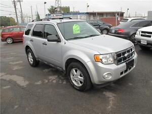 2009 Ford Escape XLT SAFETY AND E-TESTED