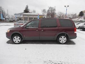 2007 Pontiac Montana SV6 Extended