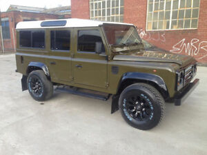 Warning -Re Land Rover Defender 110 sold by Michael McLean/Craig