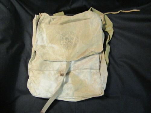 Boy Scout Day Hike Bag 1950-60