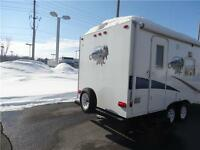 2008 R Vision Trail Sport 210QB Travel Trailer $15500