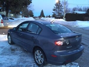 2007 Mazda3 GT Sedan Great Deal!