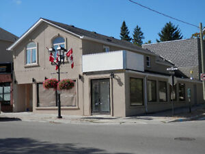 Prime Commercial Space Located On Main Street, Newmarket