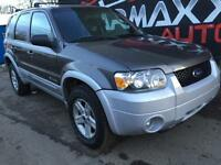 2005 Ford Escape HYBRID!  4X4  LEATHER!!