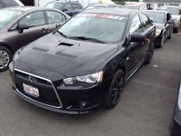 2009 Mitsubishi Lancer Ralliart 4dr All-wheel Drive Sedan
