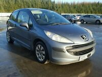 Peugeot 207 1.4 16v 2007 For Breaking