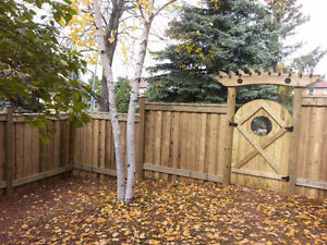 Barrier Fence & Deck London Ontario image 8