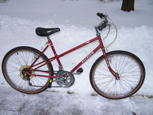 12-Speed Raleigh Portage Commuter   A REALLY nice older Canadian