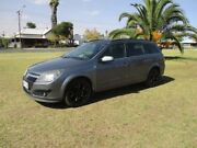 2006 Holden Astra AH MY06.5 CDX 4 Speed Automatic Wagon Alberton Port Adelaide Area Preview