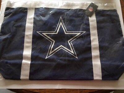 Dallas Cowboys Tailgate Canvas Tote Shoulder Bag Purse NFL Nfl Canvas Tailgate Tote