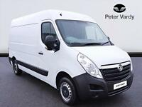 16 VAUXHALL MOVANO 33 L2 DIESEL FWD