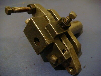 Brown Sharpe No.22ma Recessing Tool 1 Shank Diameter.