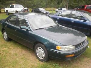 1996 Toyota CamryDealer Maintained AUTOMATIC