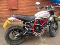 Ducati, SCRAMBLER, Desert Sled 2019, 803 (cc)