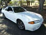 1993 Nissan Skyline R32 GT-R GTR White Manual Coupe Concord Canada Bay Area Preview
