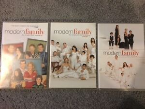 Modern Family Seasons 1-3