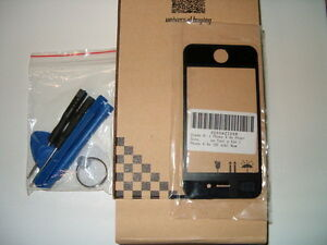 REPLACEMENT SCREEN GLASS FOR IPHONE 4/4S