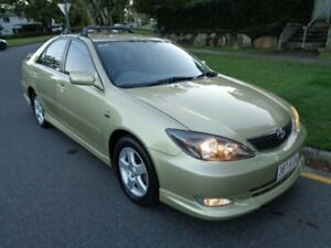 2003 Toyota Camry ACV36R Sportivo Gold Metallic 4 Speed Automatic Sedan Chermside Brisbane North East Preview