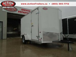 "VERSATILE 6X12 HAULIN CARGO W/ 6"" EXTRA HEIGHT - SALE PRICING!"