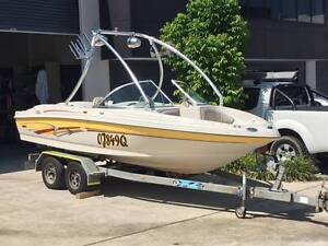 2003 Sea Ray SRX 176 Bowrider 135HP Mercruiser Alpha One Darra Brisbane South West Preview