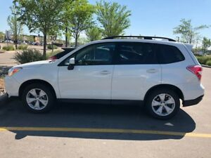 2016 Subaru Forester Touring with Tech Package low Kms